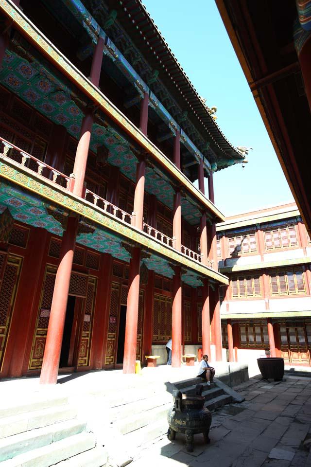 承徳避暑山荘と外八廟の画像 p1_35