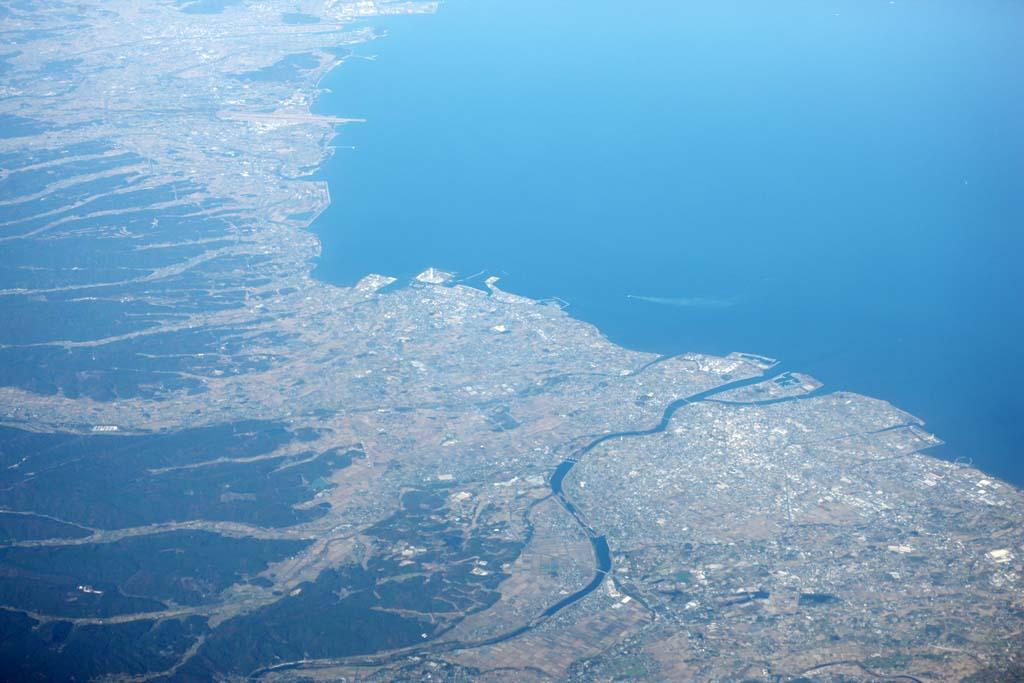 photo,material,free,landscape,picture,stock photo,Creative Commons,Tomiyoshi-cho, The sea, Suo rough sea, Yamakuni River, Nakatsu-shi
