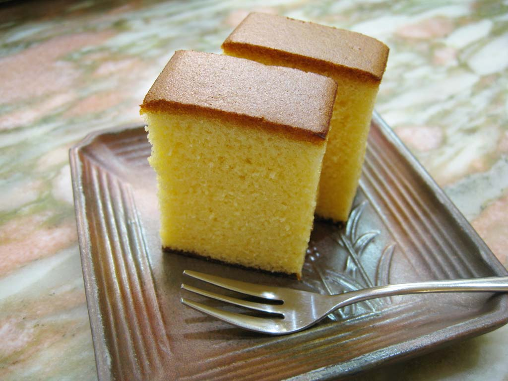 photo,material,free,landscape,picture,stock photo,Creative Commons,Nagasaki sponge cake, Sweets, cake, ,