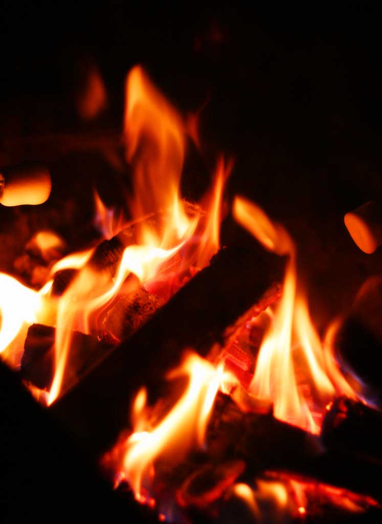 Foto, materieel, vrij, landschap, schilderstuk, bevoorraden foto,Het flakkeren vlammen, Bonfire, Vuur, Brandhout, Brandend