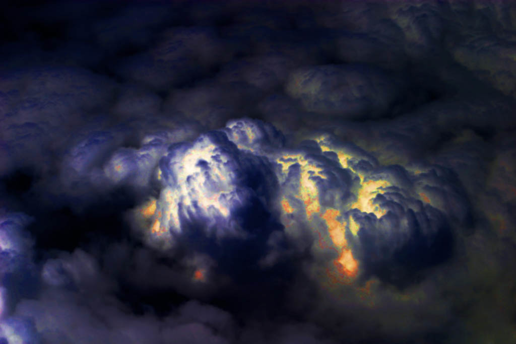 photo,material,free,landscape,picture,stock photo,Creative Commons,Caldron of hell, cloud, chasm, art, hell