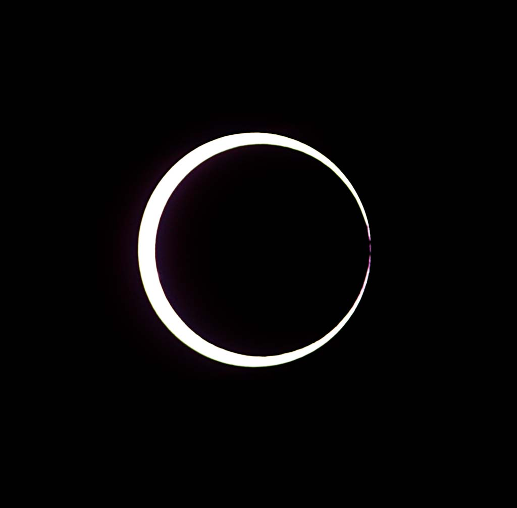 photo,material,free,landscape,picture,stock photo,Creative Commons,The second golden ring solar eclipse contact, solar eclipse, Baily's beads, Astrophotograph, The sun
