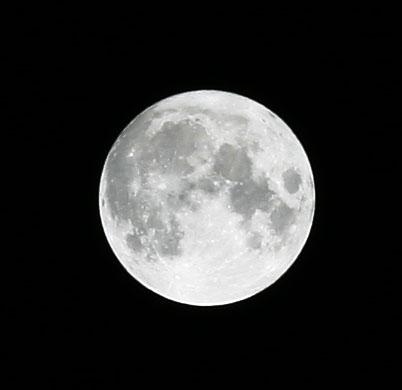 Foto, materieel, vrij, landschap, schilderstuk, bevoorraden foto,Maan, Maan, Krater, Avond lucht,