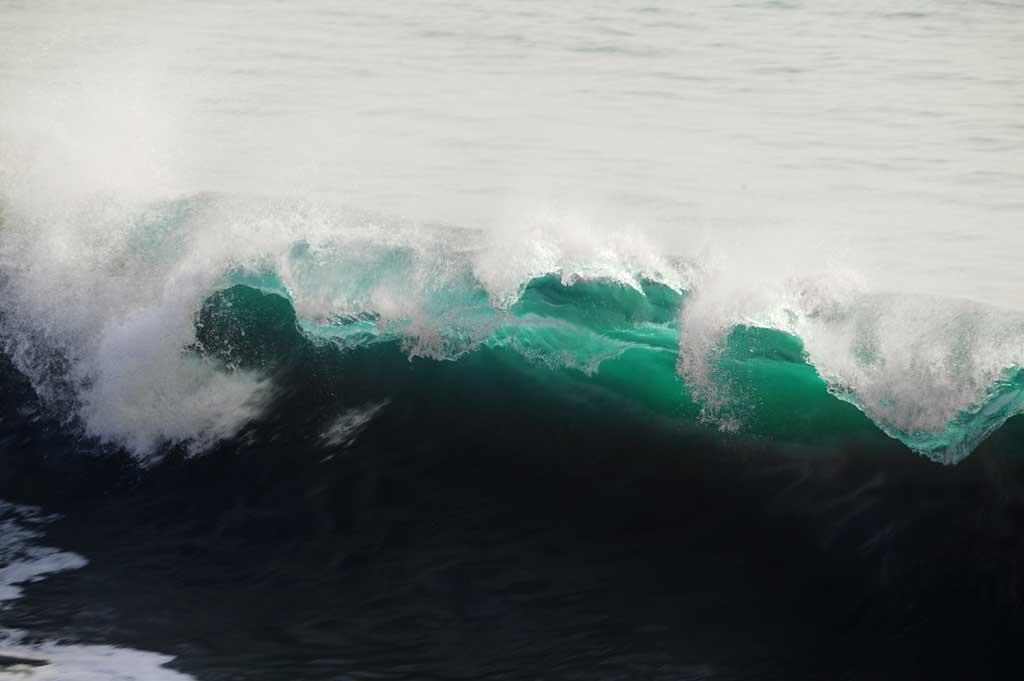 photo, la matière, libre, aménage, décrivez, photo de la réserve,Casseur émeraude, vague, mer, aérosol, baigner dans la mer