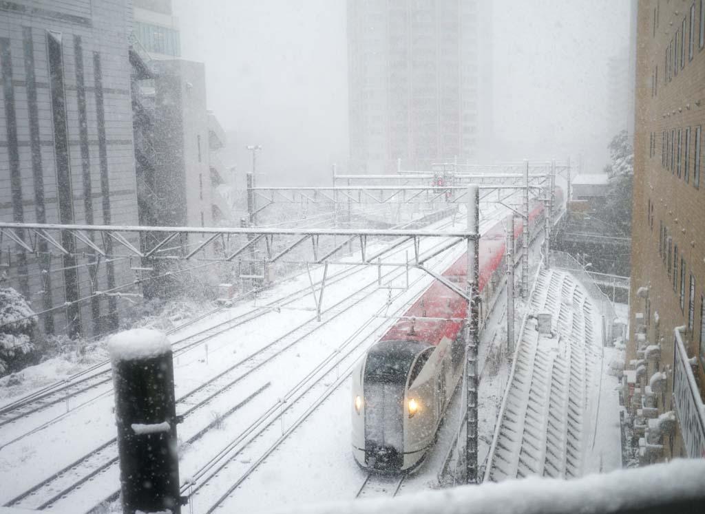 Foto, materiell, befreit, Landschaft, Bild, hat Foto auf Lager,Narita Express, , , ,