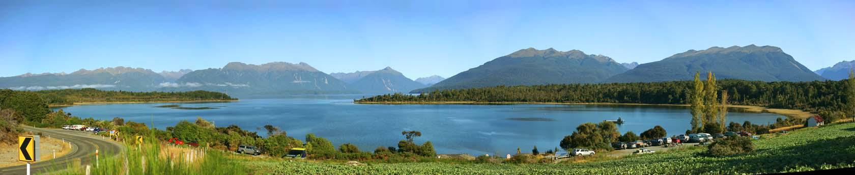 photo,material,free,landscape,picture,stock photo,Creative Commons,Lake Te Anau, , , ,