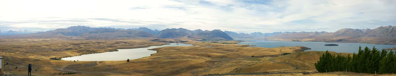photo,material,free,landscape,picture,stock photo,Creative Commons,Lake Tekapo and Alexandra, Lake, , , ,