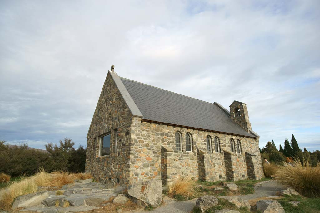 photo,material,free,landscape,picture,stock photo,Creative Commons,Church of the Good Shepherd, , , ,