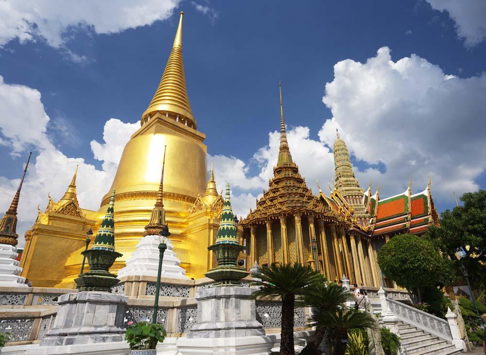 fotografia, materiale, libero il panorama, dipinga, fotografia di scorta,Tempio dello smeraldo Budda, Oro, Budda, Tempio dello smeraldo Budda, Facendo il turista