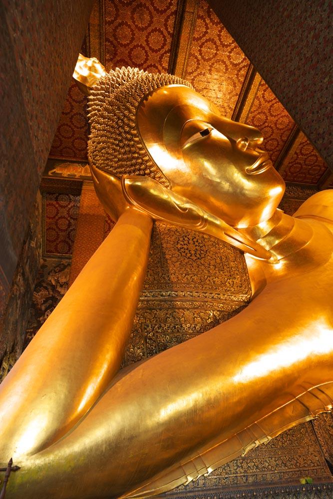 photo, la mati�re, libre, am�nage, d�crivez, photo de la r�serve,Mort de Bouddha Bouddha de watt Poe, Image bouddhiste, mort de Bouddha temple, Mort de Bouddha Bouddha, Visiter des sites pittoresques