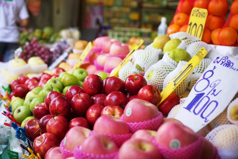 写真,素材,無料,フリー,フォト,クリエイティブ・コモンズ,風景,壁紙,リンゴ, りんご, フルーツ, 果物屋, リンゴ