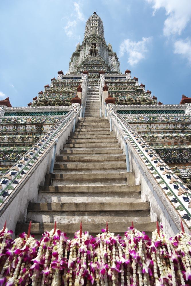 fotografia, materiale, libero il panorama, dipinga, fotografia di scorta,Tempio di Dawn, tempio, Immagine buddista, tegola, Bangkok