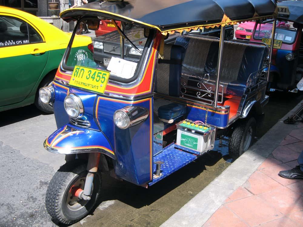fotografia, materiale, libero il panorama, dipinga, fotografia di scorta,Tuk Tuk, triciclo, macchina, tass�, cavalcata