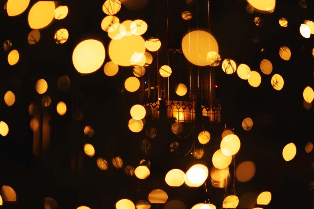 photo,material,free,landscape,picture,stock photo,Creative Commons,Night Huis Ten Bosch, tower, Illuminations, Illumination, light