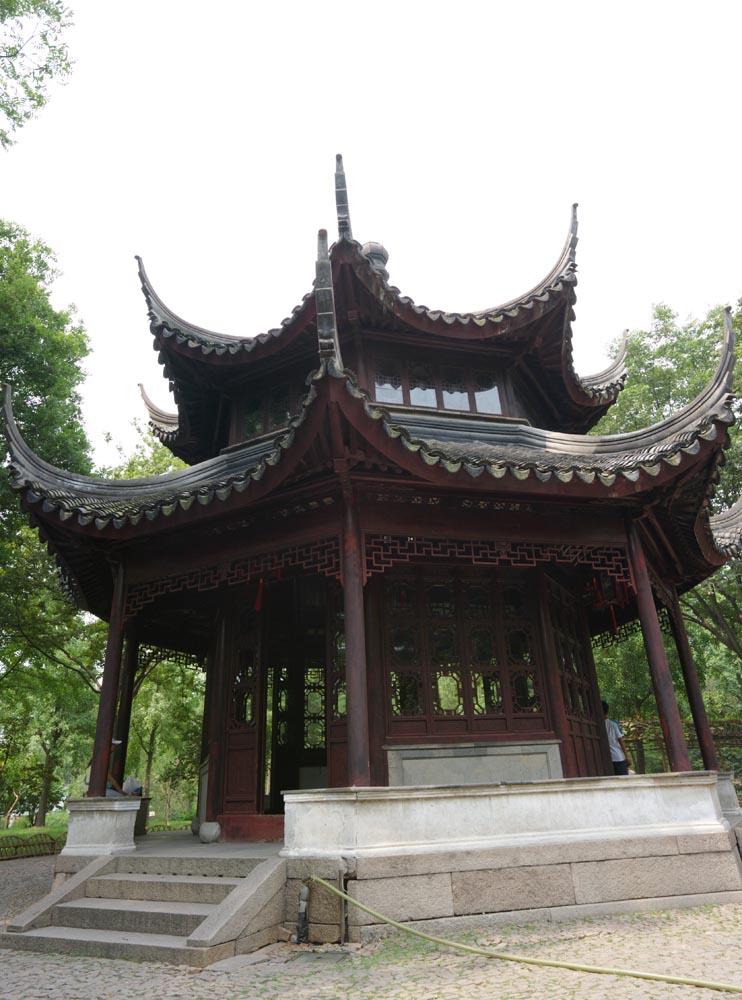 Foto, materiell, befreit, Landschaft, Bild, hat Foto auf Lager,Zhuozhengyuan, Chinesisch entwirft, Dach, Welterbe, Garten