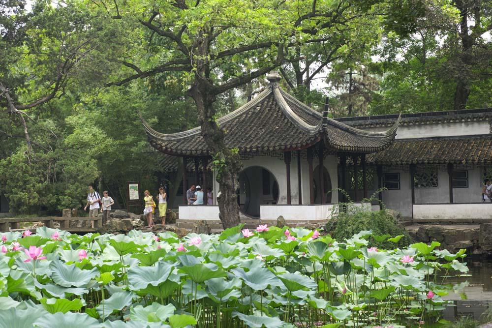 photo, la mati�re, libre, am�nage, d�crivez, photo de la r�serve,L'architecture de Zhuozhengyuan, Architecture, cercle, Hasuike, jardin