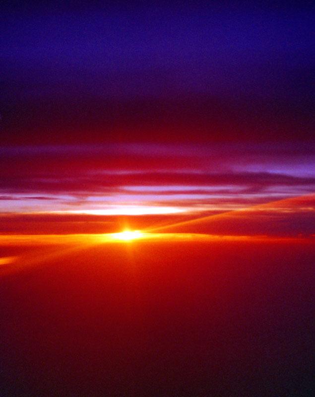photo, la mati�re, libre, am�nage, d�crivez, photo de la r�serve,Coucher de soleil stratosph�rique, mettant soleil, nuage, rouge,