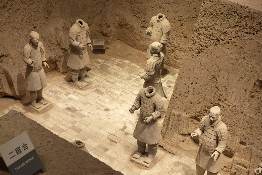 秦始皇帝陵及び兵馬俑坑の画像 p1_1