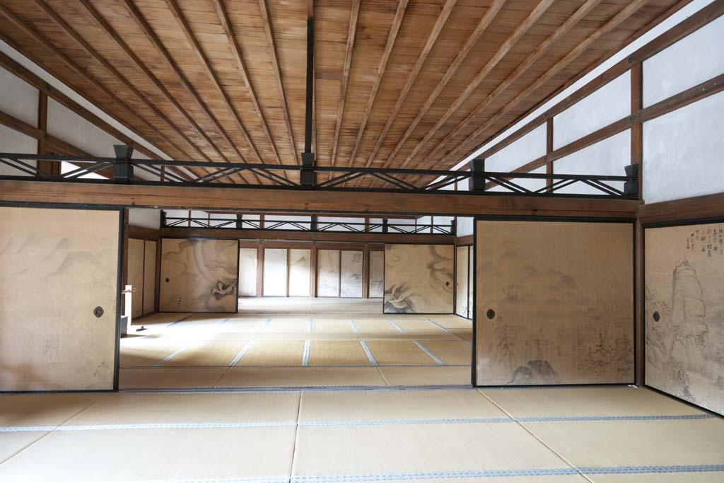 Yun de vrije foto 39 s van de voorraad no 5728 japanse stijl kamer in de tempel van de vreedzame - Wallpaper volwassen kamer zen ...