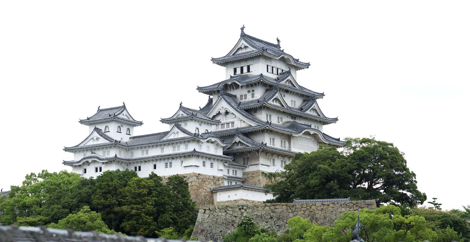 photo,material,free,landscape,picture,stock photo,Creative Commons,Himeji-jo Castle, Four national treasures Castle, Sadanori Akamatsu, Shigetaka Kuroda, Hideyoshi Hashiba