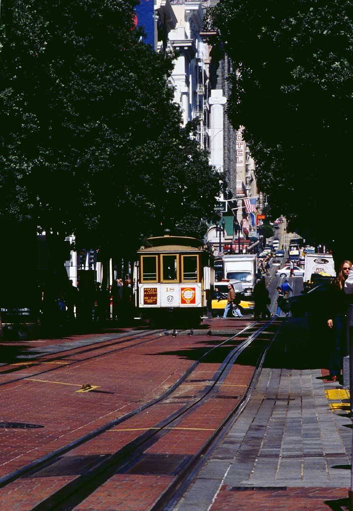 photo,material,free,landscape,picture,stock photo,Creative Commons,Sunlight in the West Coast, cable car, , ,
