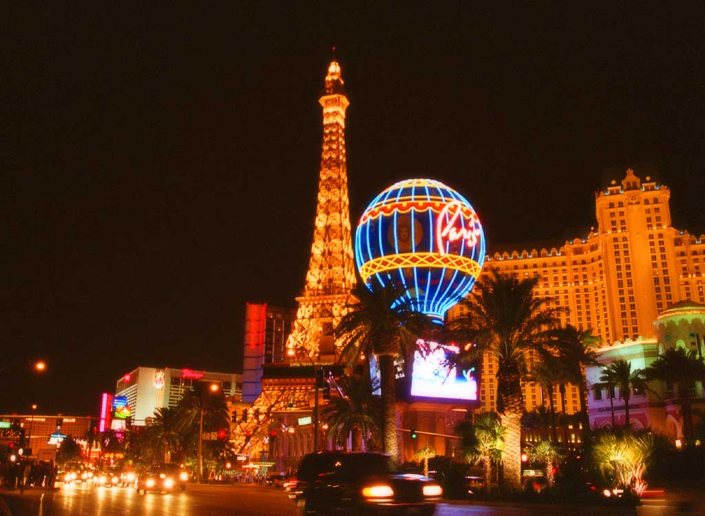 photo,material,free,landscape,picture,stock photo,Creative Commons,The Las Vegas, casino, night, neon sign,
