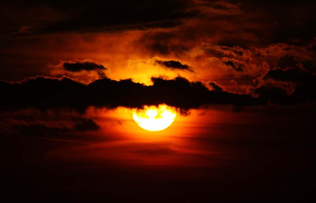 fotografia, materiale, libero il panorama, dipinga, fotografia di scorta,Il sole di setting che mette, Sole che mette, Rosso, Il sole, Alla buio