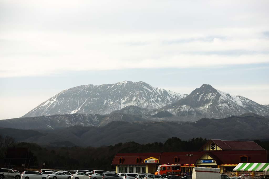 photo,material,free,landscape,picture,stock photo,Creative Commons,Daisen, Hoki Fuji, Izumo Fuji, Hiruzen Heights, Mountain climbing
