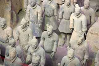 秦始皇帝陵及び兵馬俑坑の画像 p1_20