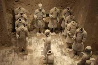秦始皇帝陵及び兵馬俑坑の画像 p1_22