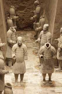 秦始皇帝陵及び兵馬俑坑の画像 p1_9
